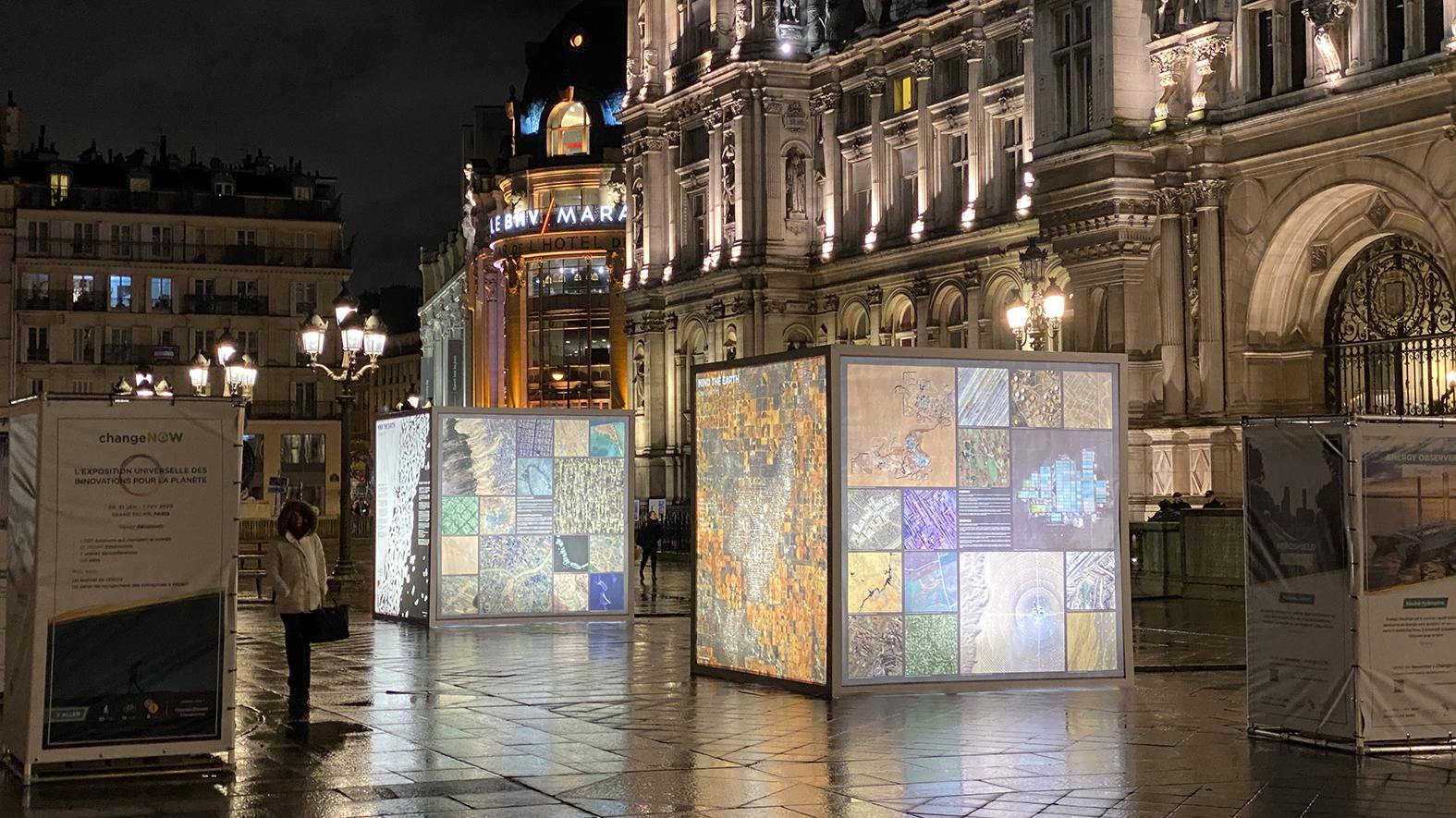Town Hall Square, Paris