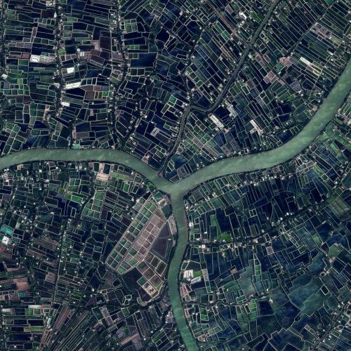 3.11 Aquaculture, Mekong Delta, Vietnam