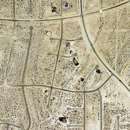 5.16 Ghostcity California City, USA