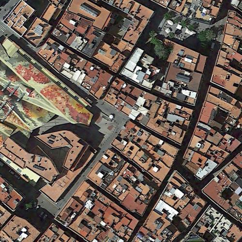 2.3. Barcelona, urban structure